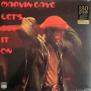 MARVIN GAYE Let's Get It On 180G (UUSI LP) LP undefined
