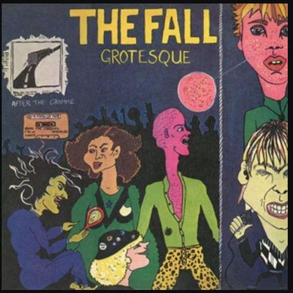 Fall Grotesque LP 2019
