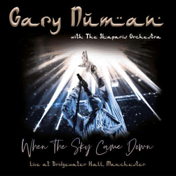 Gary Numan with The Skaparis Orchestra When the Sky Came Down Oheistarvikkeet 2019