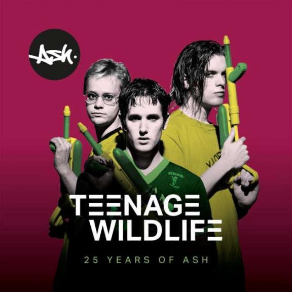 Ash Teenage Wildlife - 25 Years of Ash   Oheistarvikkeet 2020
