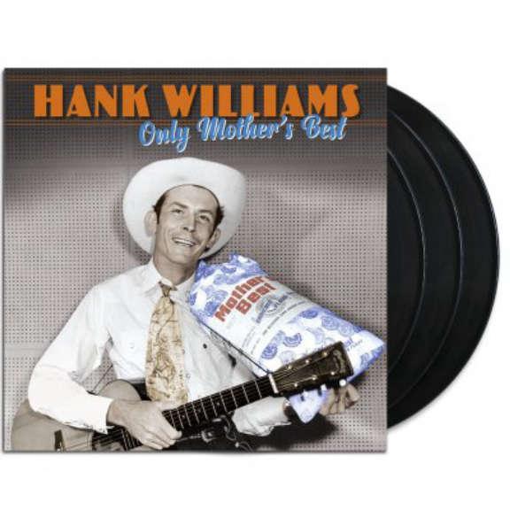 Hank Williams Only Mother's Best LP 2020