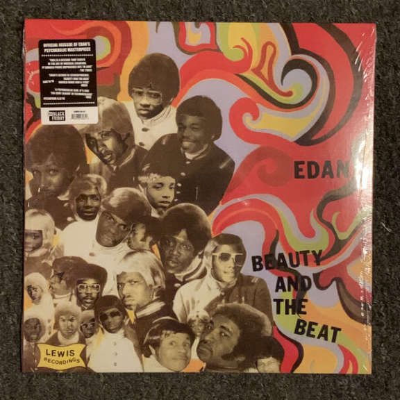 Edan Beauty And The Beat LP 2019