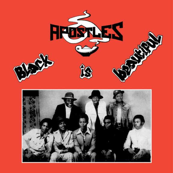 Apostles Black is Beautiful LP 2019