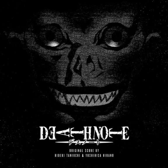 Hideki Taniuchi & Yoshihisa Hirano Death Note Soundtrack LP 2019