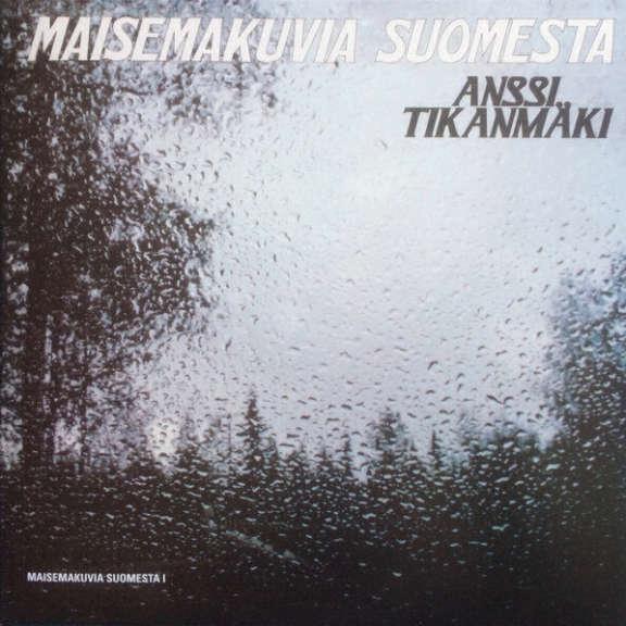 Anssi Tikanmäki Maisemakuvia Suomesta LP 2017