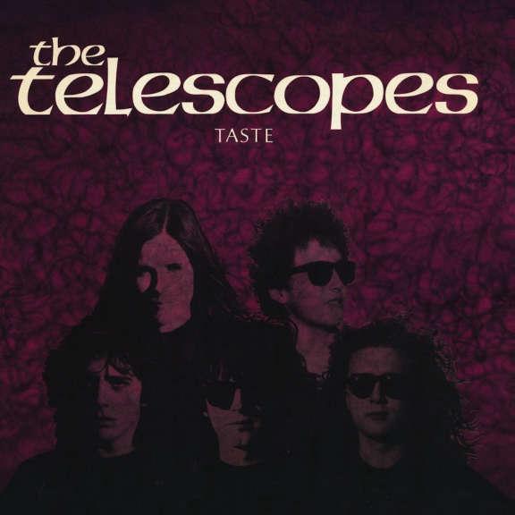 The Telescopes Taste (30th Anniversary Edition) LP 2019
