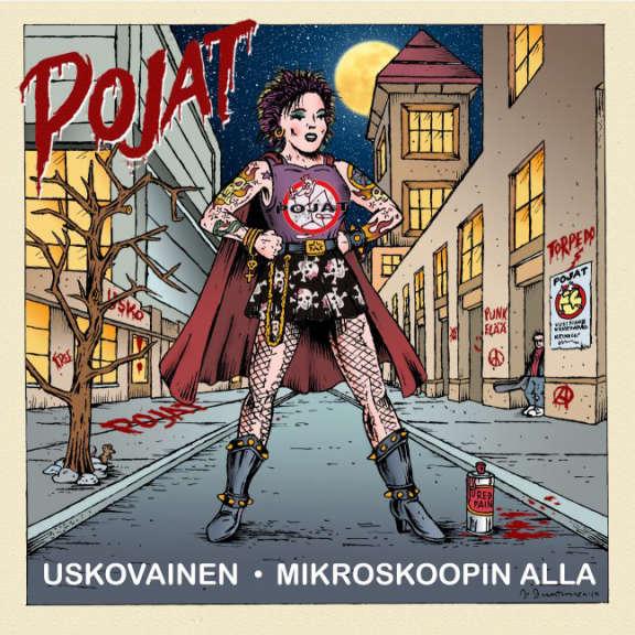 Pojat Uskovainen / Mikroskoopin Alla 7'' LP 2020