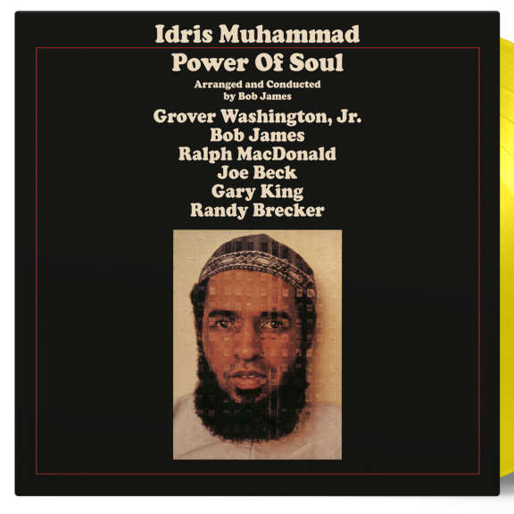 Idris Muhammad Power of Soul (Coloured) LP 2020