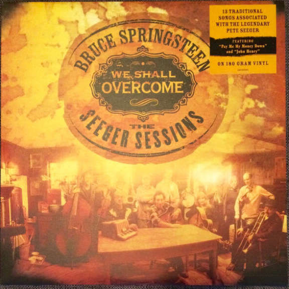 Bruce Springsteen We Shall Overcome - The Seeger Sessions LP 0