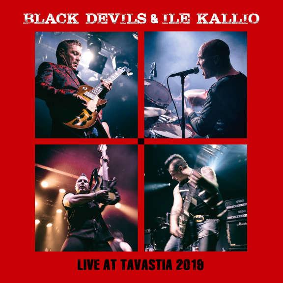 Black Devils & Ile Kallio Live At Tavastia 2019   Oheistarvikkeet 2020
