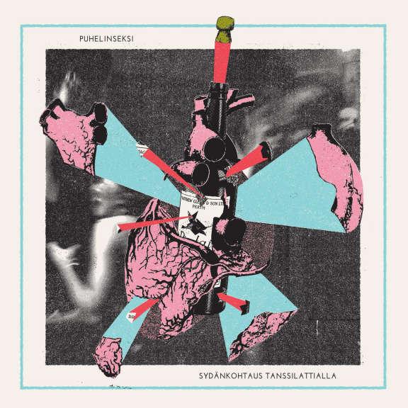 Puhelinseksi Sydänkohtaus tanssilattialla (Pink) LP 2020