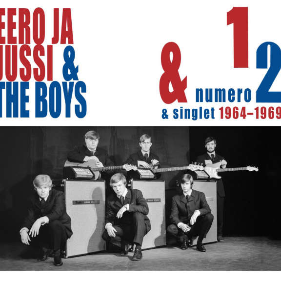 Eero ja Jussi & The Boys Numero 1 & Numero 2 + singlet 1964–1969 Oheistarvikkeet 2020