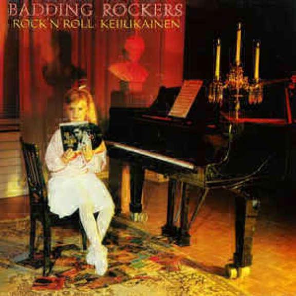 Badding Rockers Rock'n'roll keijukainen (Limited red vinyl) LP 2020