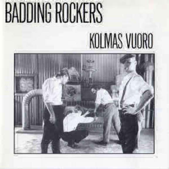 Badding Rockers Kolmas vuoro   LP 2020