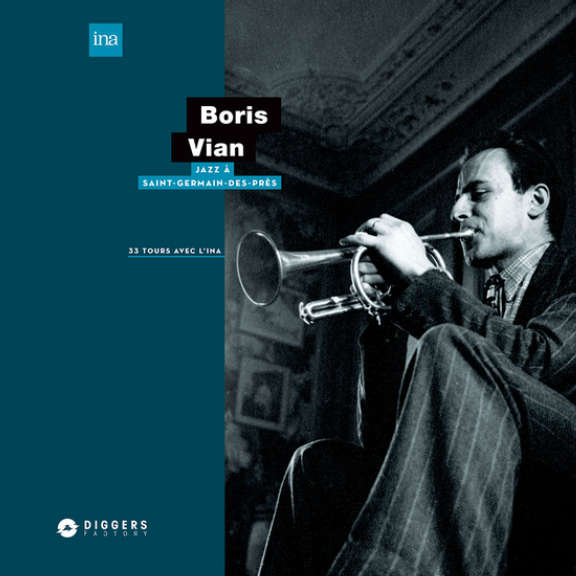 Boris Vian Jazz A Saint-Germain-Des-Pres  LP 2020