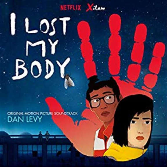 Dan Levy I Lost My Body LP 2020