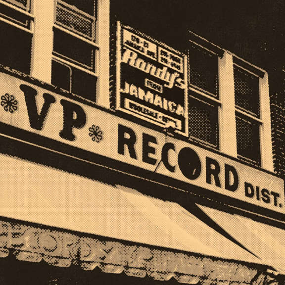 Various Down In Jamaica - 40 Years Of Vp Records LP 2020