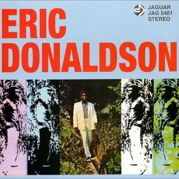 Eric Donaldson Eric Donaldson   Oheistarvikkeet 2020