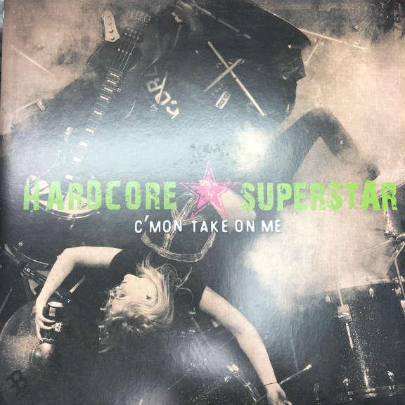 Hardcore Superstar C'mon Take On Me  LP 2013