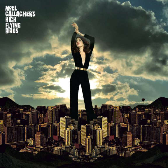 Noel Gallagher's High Flying Birds Blue Moon Rising LP 2020