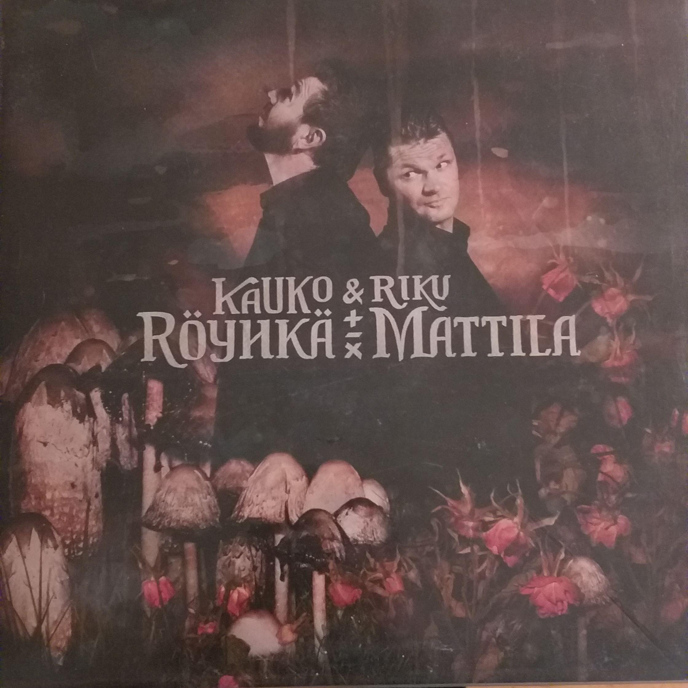 Kauko Röyhkä &Riku Mattila Kauko Röyhkä &Riku Mattila  LP undefined