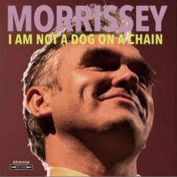 Morrissey I Am Not a Dog on a Chain (Coloured) LP 2020