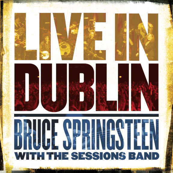 Bruce Springsteen Live in Dublin LP 2020