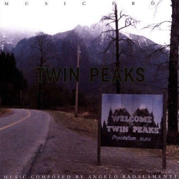 Angelo Badalamenti Soundtrack from Twin Peaks LP 2020