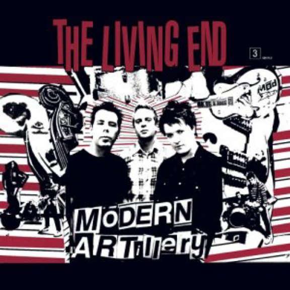 Living End Modern Artillery LP 2020