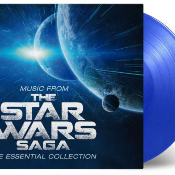 Various Music From the Star Wars Saga - the Essential Collection LP 2020