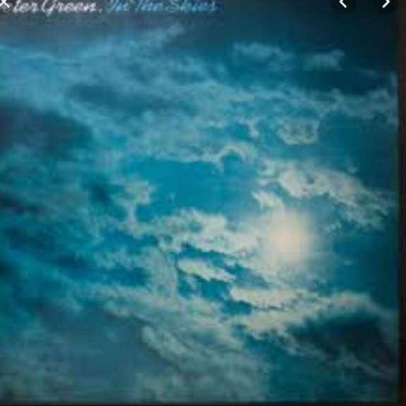 Peter Green In the skies LP 2020