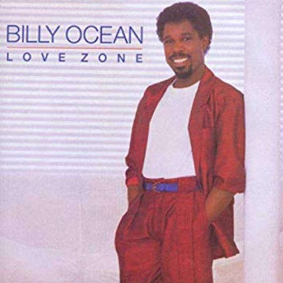 Billy Ocean Love Zone LP 2020