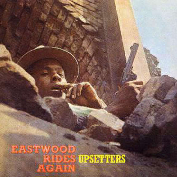 The Upsetters Eastwood Rides Again LP 2020
