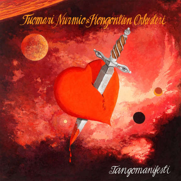 Tuomari Nurmio & Kongontien Orkesteri Tangomanifesti LP 2020