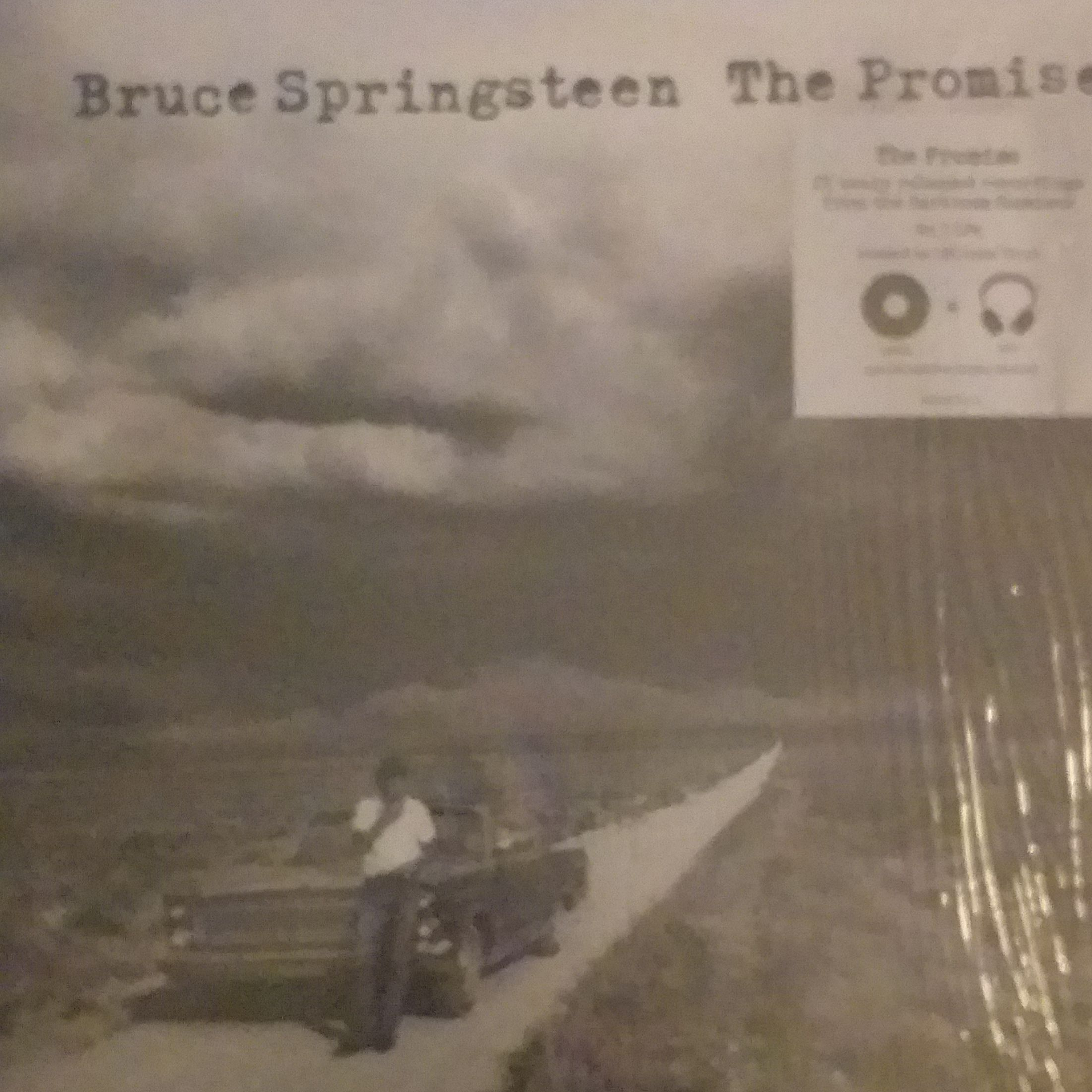 Bruce Springsteen  The promise LP undefined