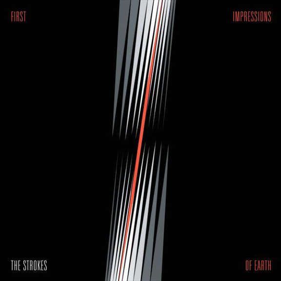 Strokes First Impressions of Earth LP 2020