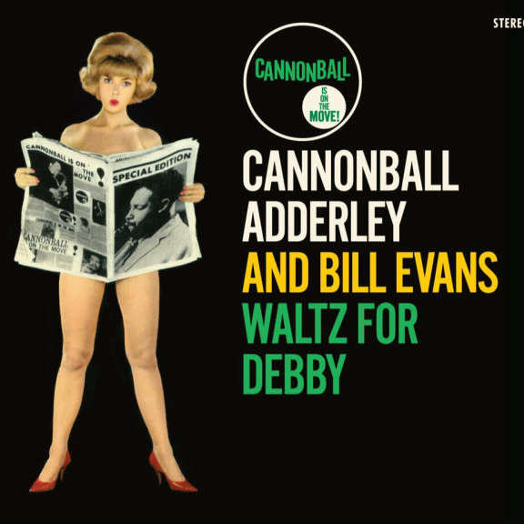Cannonball Adderley & Bill Evans Waltz For Debby / Who Cares? LP 2020