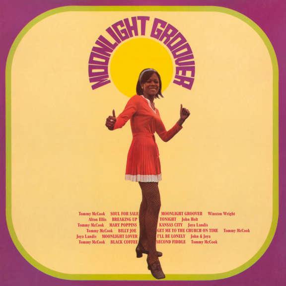 Various Moonlight Groover LP 2020