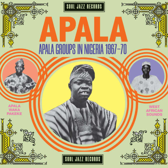 Various APALA: Apala Groups in Nigeria 1967-70 LP 2020