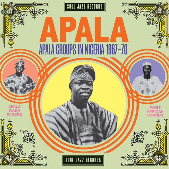 Various APALA: Apala Groups In Nigeria 1967-70   Oheistarvikkeet 2020