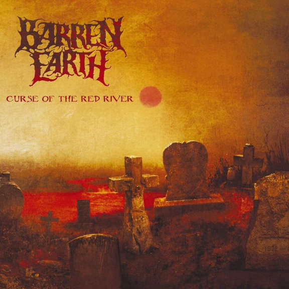 Barren Earth Curse of the red river   LP 2020