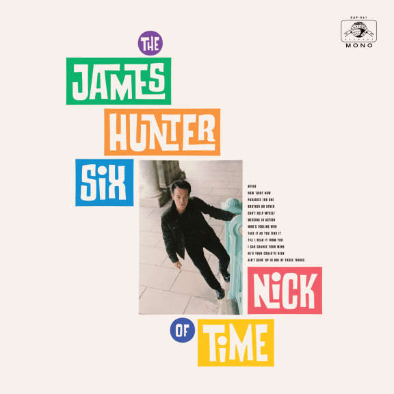 James Hunter Six Nick of Time LP 2020