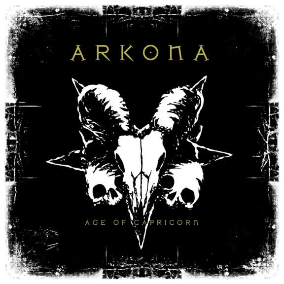 Arkona Age of Capricorn  LP 2020