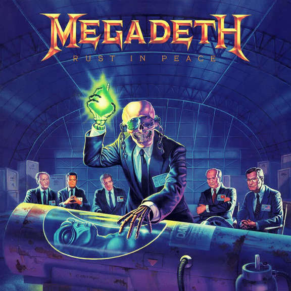 Megadeth Rust in Peace LP 2020