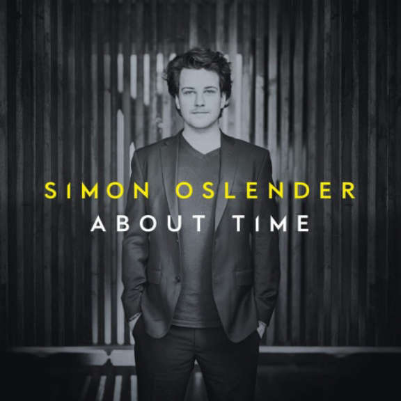 Simon Oslender About Time  LP 2020