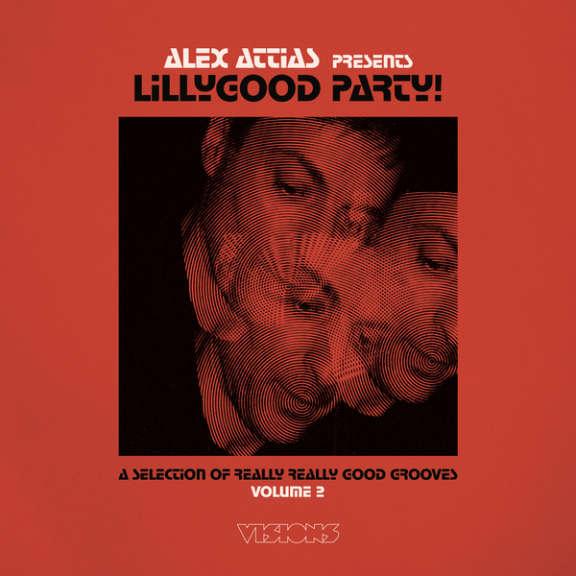 Alex Attias Alex Attias presents LillyGood Party vol. 2 LP 2020