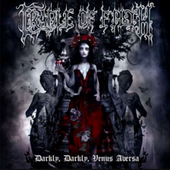 Cradle of Filth Darkly Darkly Venus Aversa  LP 2018