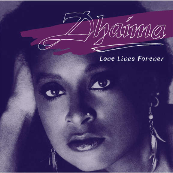Dhaima Love lives forever (Black) LP 2020