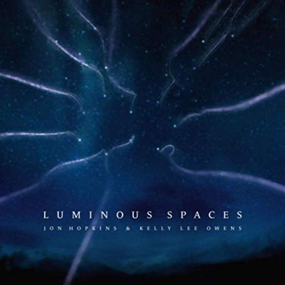 "Jon Hopkins And Kelly Lee Owens Luminous spaces 12"" LP 2020"