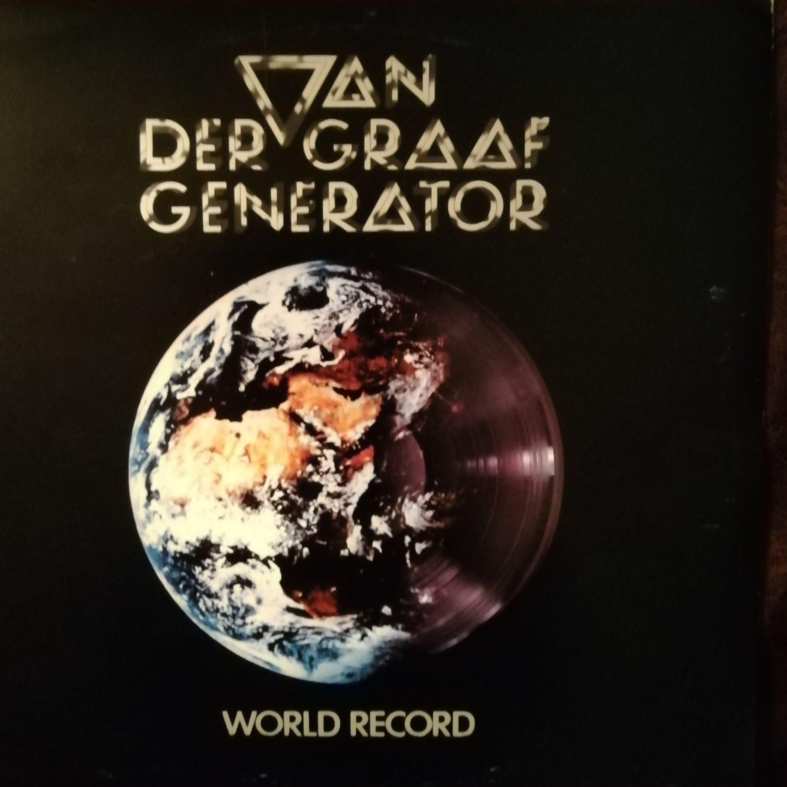 Van Der Graaf Generator World Record LP undefined